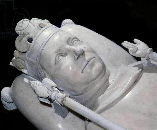 Lying of King Charles VI (1368-1422) Basilica of Saint Denis, Sain Denis