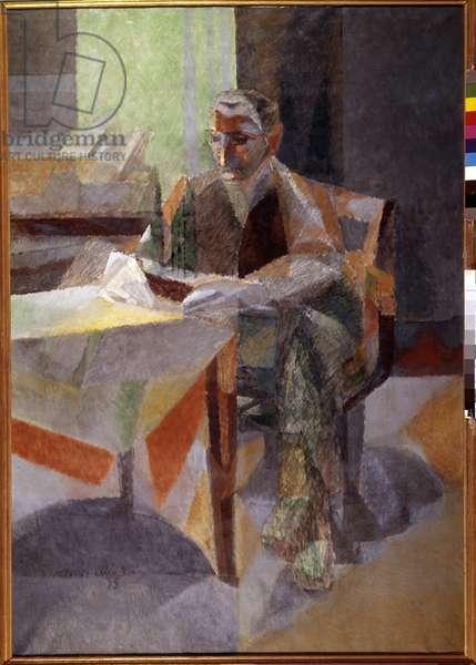 L'aventure Peinture de Gaston Duchamp dit Jacques Villon (1875-1963) 1935 Paris, musee national d'art moderne