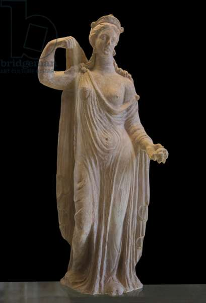 Art Greece Aphrodite of the Genitrix type (1st century AD) terracotta