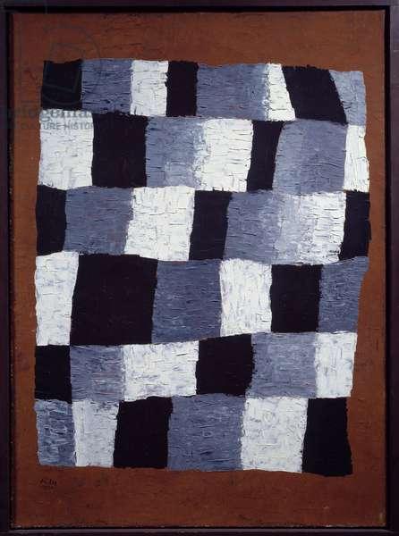 In rhythm - 1930 (oil on canvas)