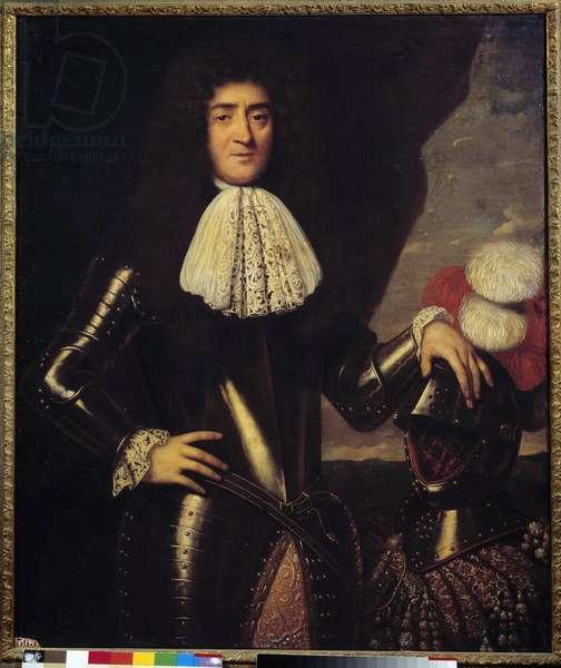 Portrait of John Churchill, First Duke of Marlborough (1650-1722) Anonymous painting. 17th century