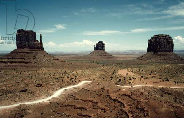 Monument Valley 2 Four corners area, USA (photo)