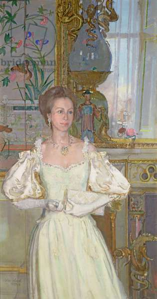 H.R.H. The Princess Royal, 1987-8