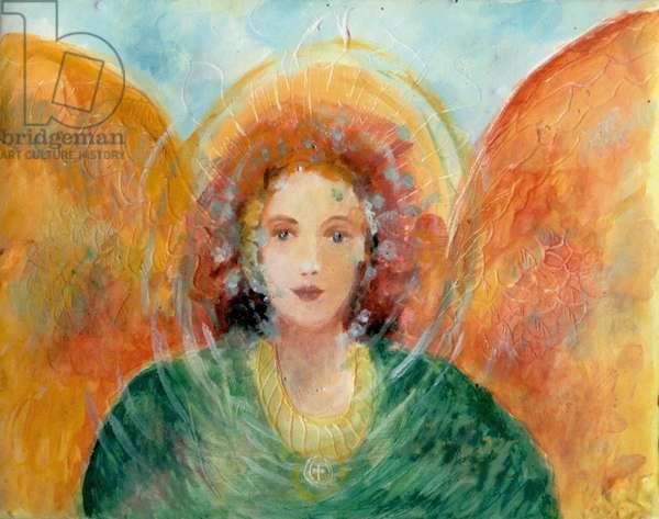 Trina's Angel (fresco)
