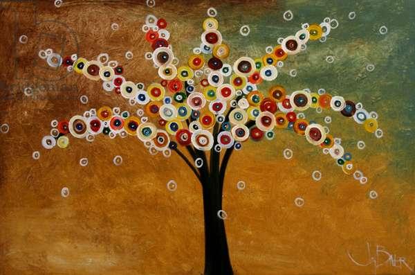Dream Tree (fresco)
