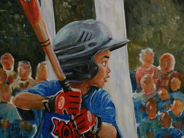 Baseball Ramond (fresco)
