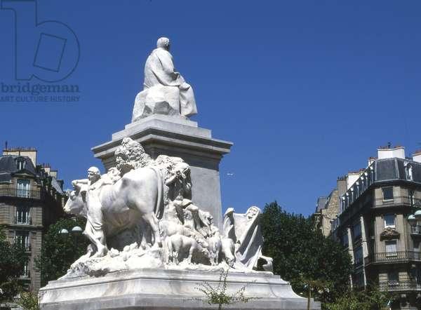 Louis Pasteur Monument, Paris (photo)