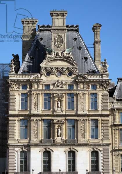 Musée du Louvre, Paris (photo)
