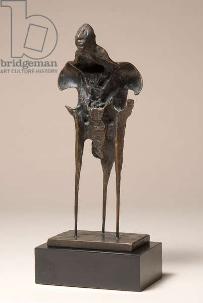 Siren, 1963 (bronze with a dark brown patina)