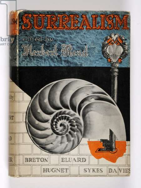 'Surrealism' edited by Herbert Read (1893-1968), 1936