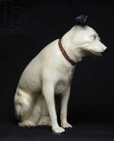 Nipper (painted plaster) (see also 2975350)