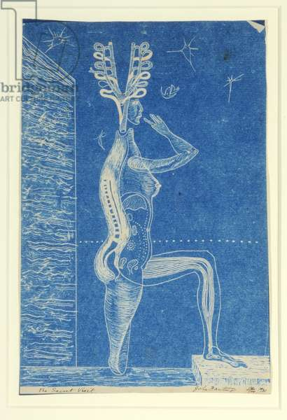 The Secret Visit, 1931 (blueprint)