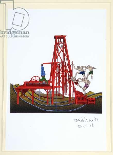 Collage 2, 2006 (digital print)