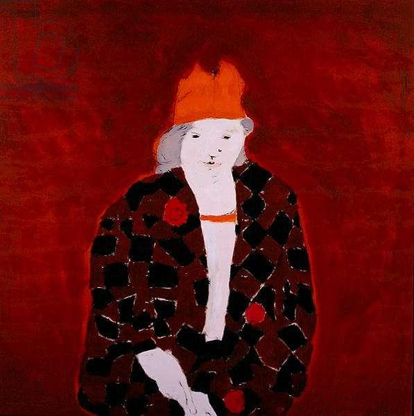 Annie Sutton, 1970 (oil on canvas)