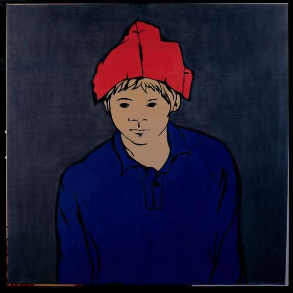 Jacob (oil on canvas)