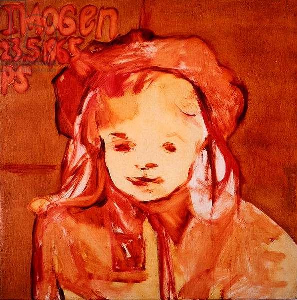 Imogen, 1965 (oil on canvas)