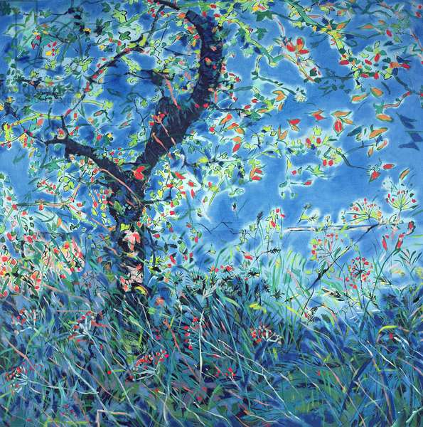 Spring, 2003 (oil on canvas)