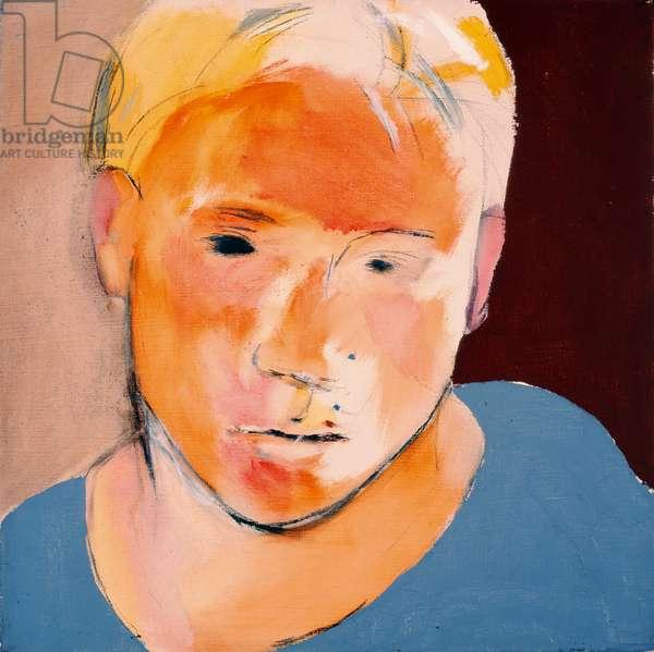 Jacob Sutton (oil on canvas)