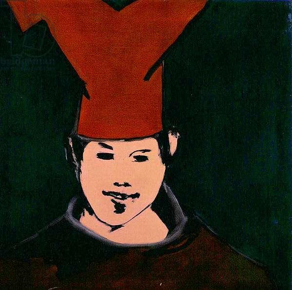 Jacob Sutton, 1963 (oil on canvas)