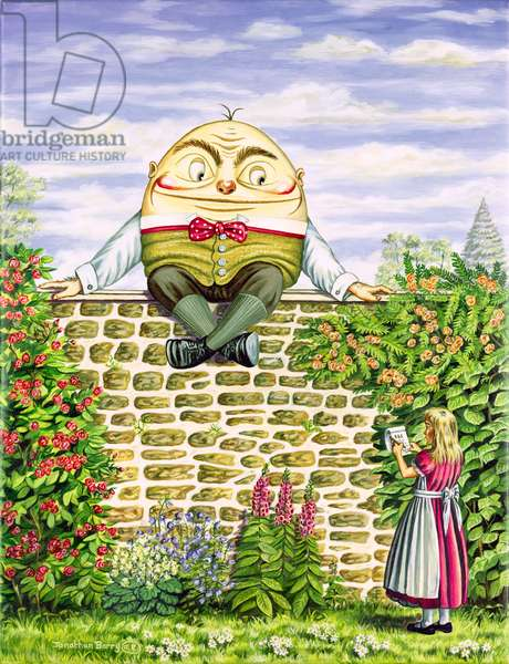 Humpty Dumpty, 2000 (oil on canvas)