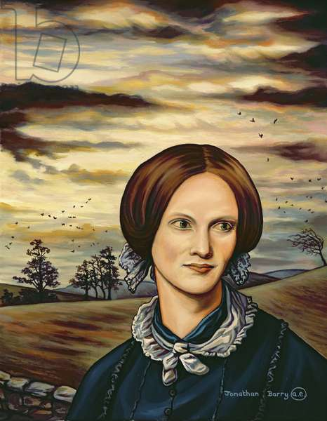 Jane Eyre, 2010 (oil on canvas)