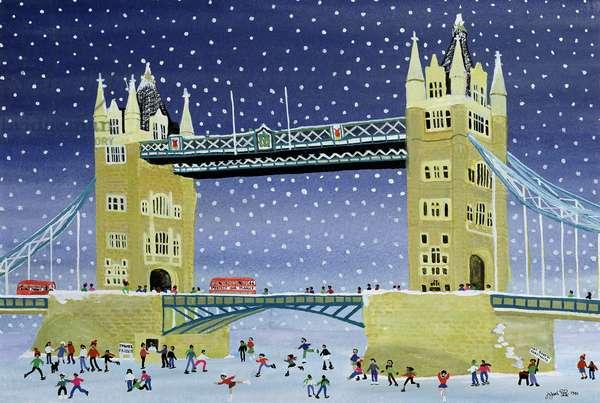 Tower Bridge: Skating on Thin Ice
