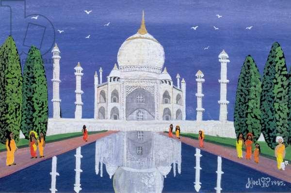 Taj Mahal, 1995 (w/c)