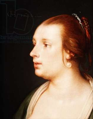 Portrait of a Woman, 1622 (oil on panel)