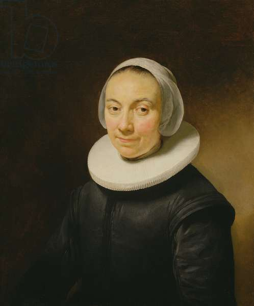 Portrait of a Lady, 1630 (oil on canvas)