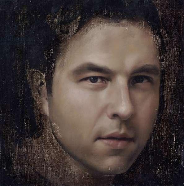 David Walliams, 2006 (oil on canvas)