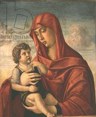 Madonna and Child (panel)