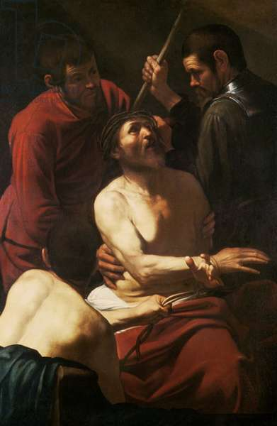 Christ Crowned by Thorns, c.1602