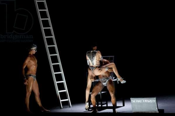 The Rake's Progress - opera by Igor Stravinsky