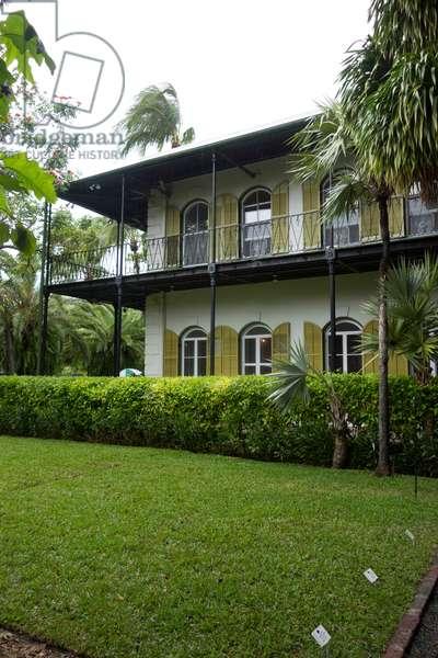 The house of Ernest Hemingway, 2014