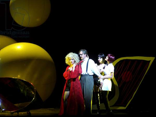 Dionysus - opera  by Wolfgang Rihm