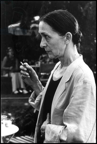 Pina Bausch in Avignon in 2000