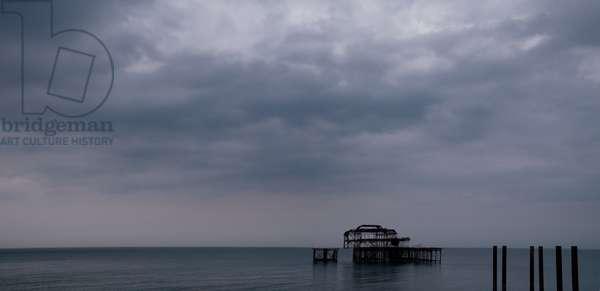 West Pier Unflattened
