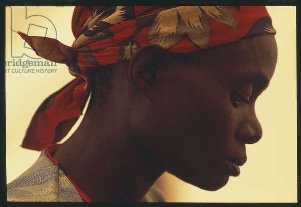 Headscarf Chau