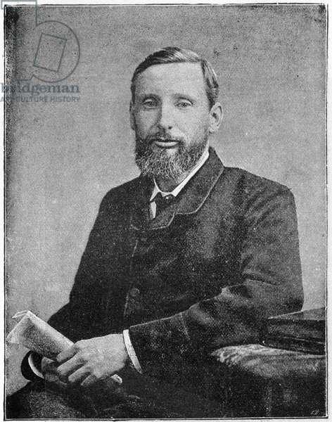 Grant Allen, 1893 (litho)