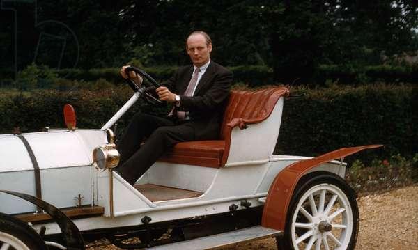 Lord Montague of Beaulieu 1958