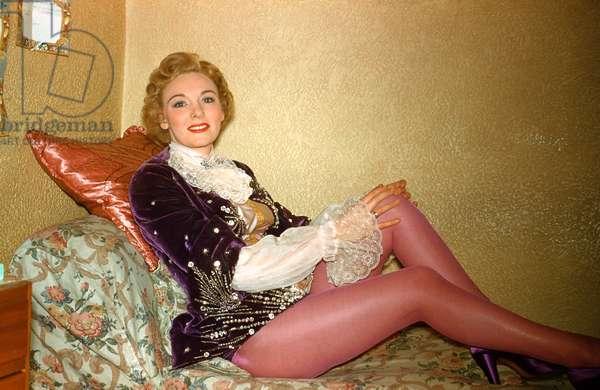Aileen Cochrane 1956