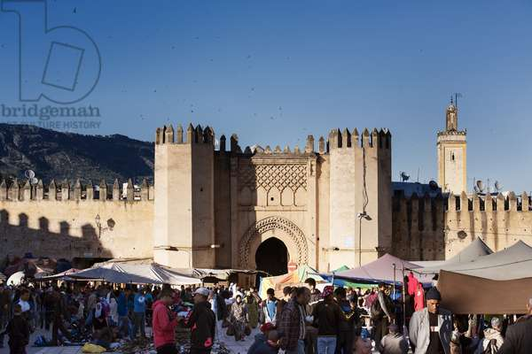 Fes, Morocco (photo)