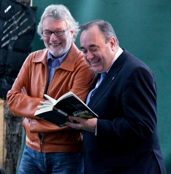 Scottish politician Alex Salmond (photo)