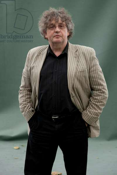Paul Muldoon Edinburgh International Book festival 2011 (photo)