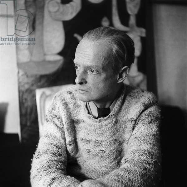 Switzerland Art Paul Klee (b/w photo)