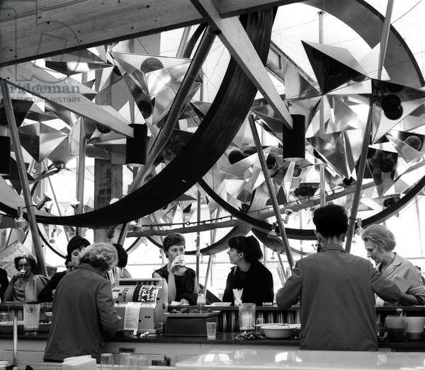 Switzerland Expo64 (b/w photo)