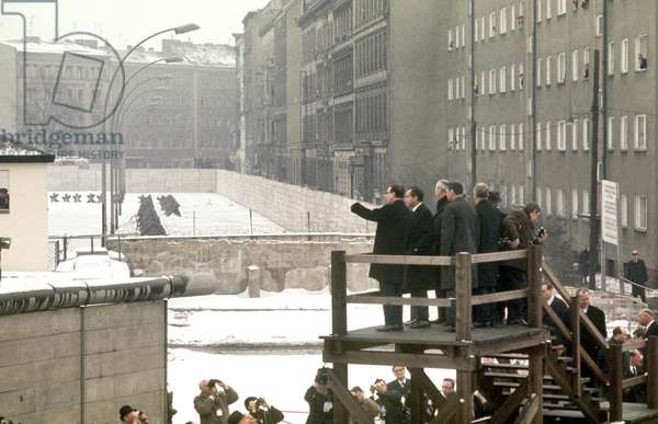 Nixon a Berlin, 1969