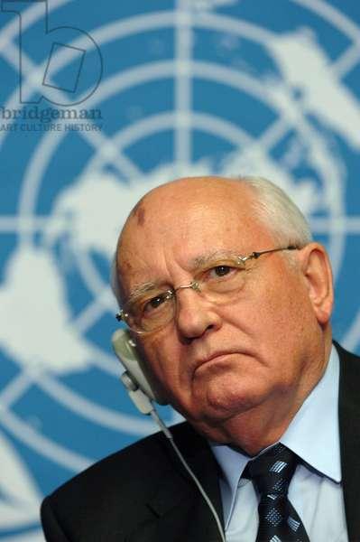 Mikhail Gorbatchev, 2005 (photo)