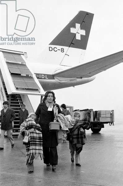 Chilean refugees in Switzerland