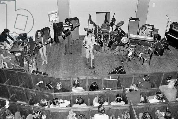 Switzerland Music Rumpelstilz, 1967 (b/w photo)